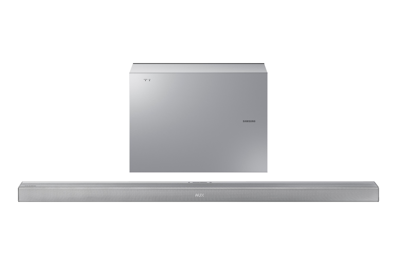 HW-J651 Soundbar 4.1 Zilver