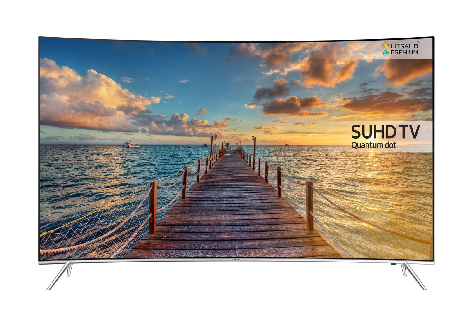 7-Series Curved Quantum Dot SUHD TV UE65KS7500