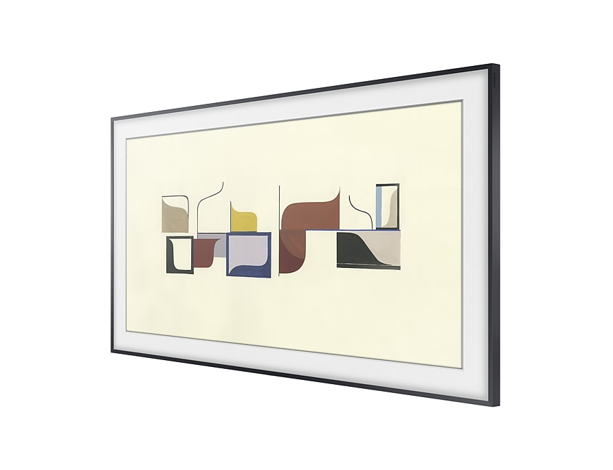 Samsung Frame TV UE55LS003AS r-perspective