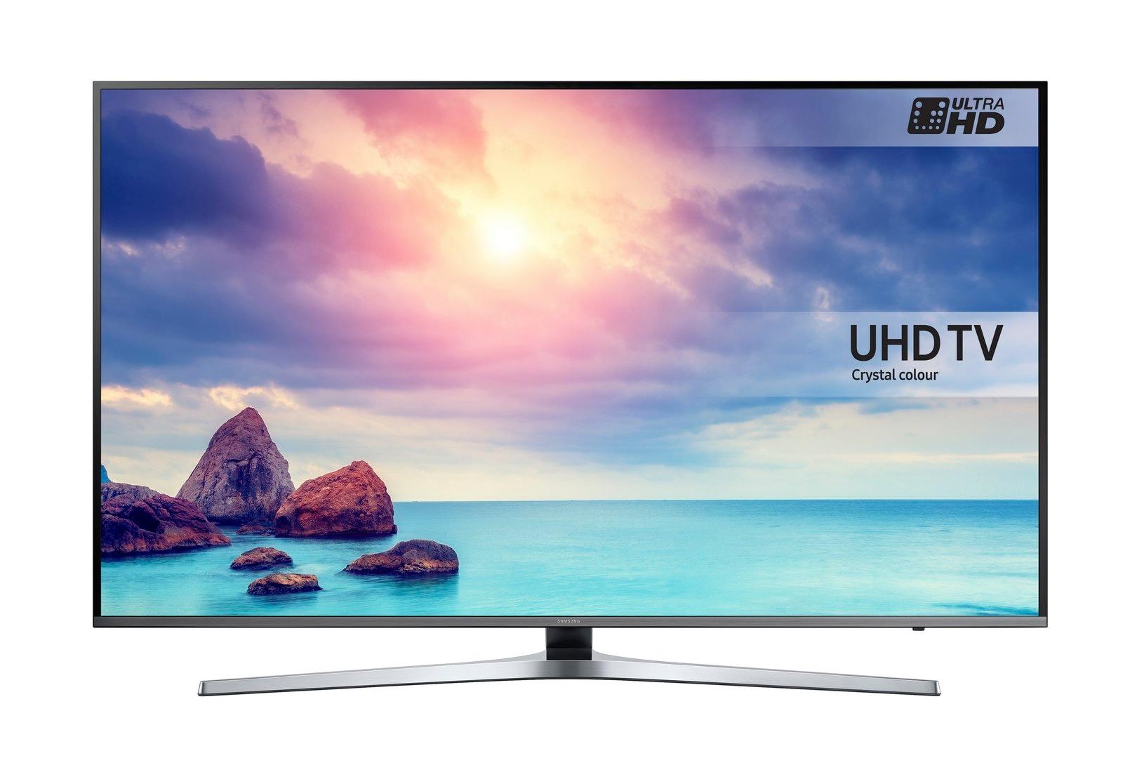 6-Series UHD TV UE55KU6450