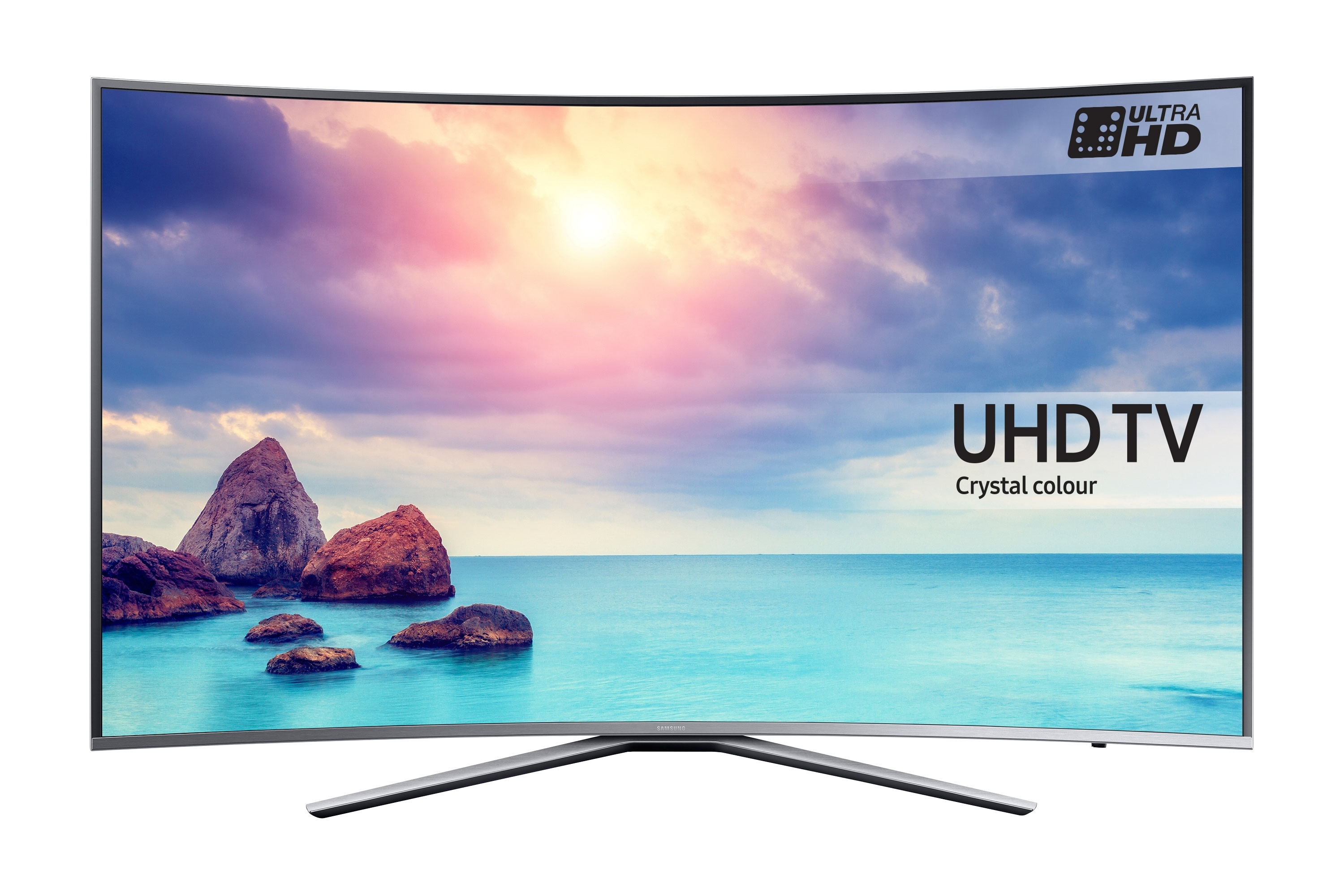6-Series Curved UHD TV UE55KU6500