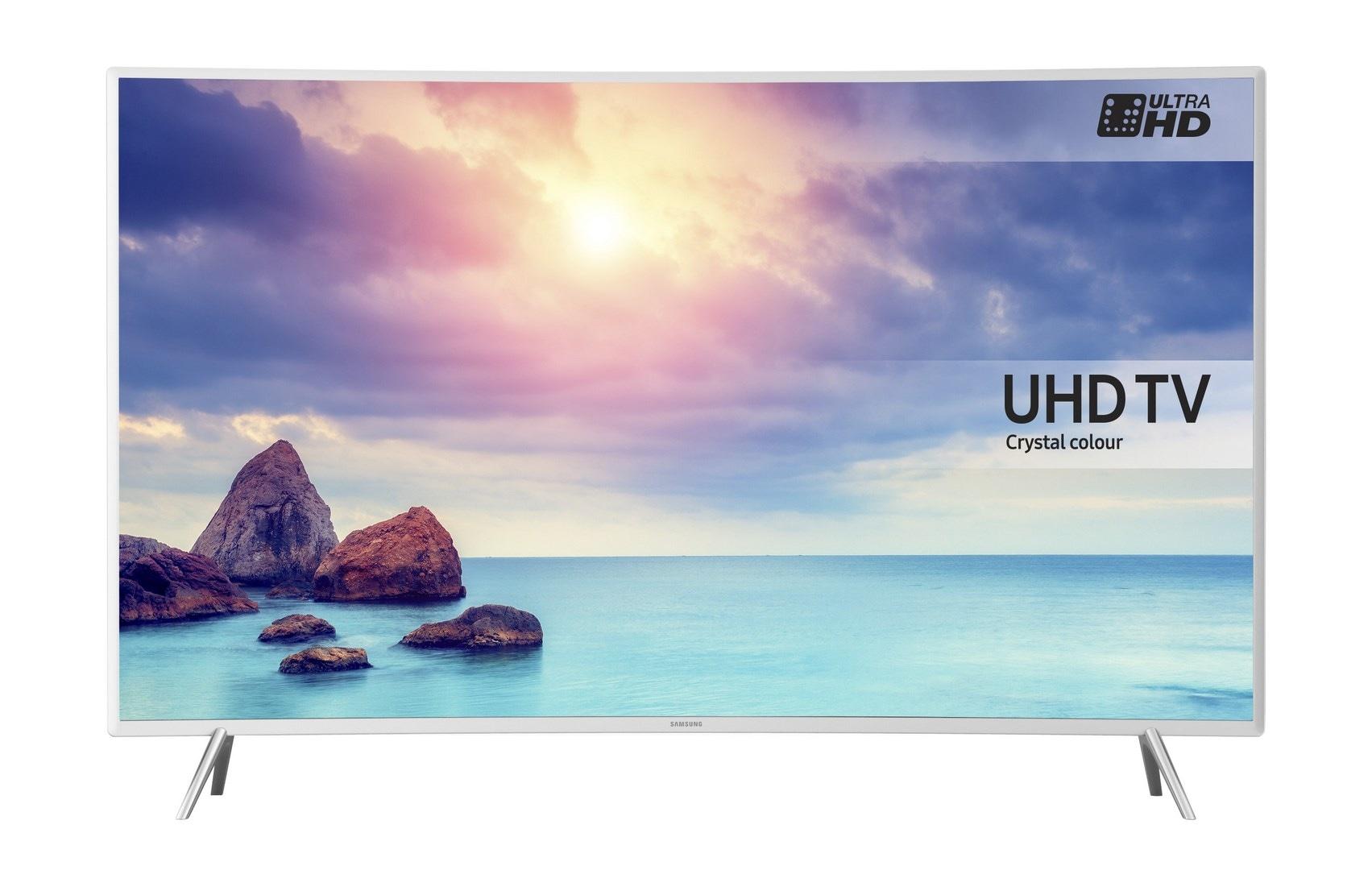Curved Crystal Color UHD TV 6-Serie UE49KU6510