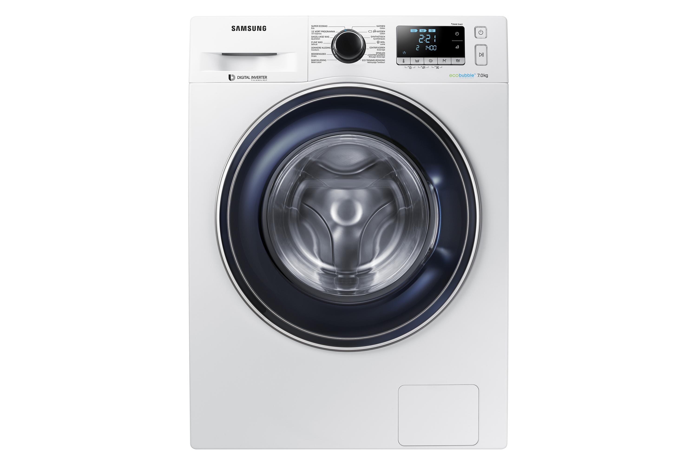 EcoBubble Wasmachine 7KG WW71J5426FW