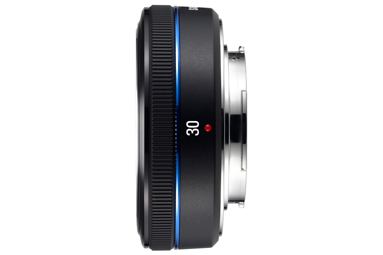 S30NB Side Zwart