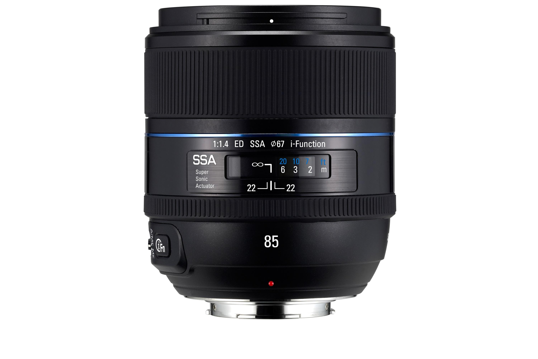 85 mm F1.4 ED SSA Telephoto Prime Lens