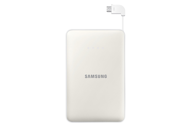 External Battery Pack (11300 mAh) White