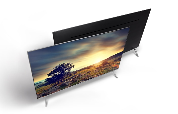 UHD TV design à 360 °