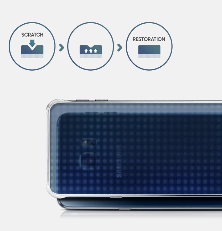 Glossy Cover Galaxy S6 edge+