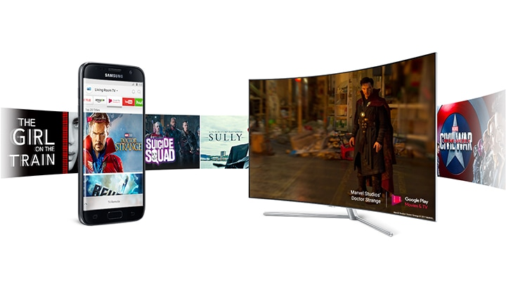 QLED TV Smart View