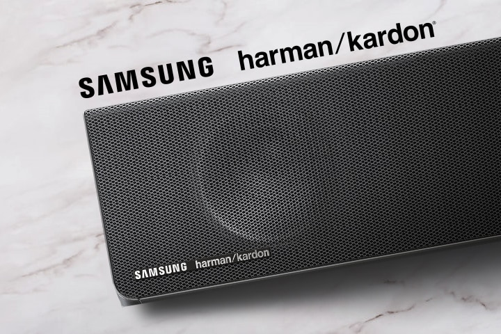 Samsung et Harman Kardon Soundbar