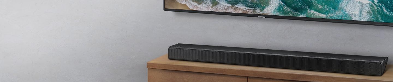 Soundbar optimisée pour les téléviseurs Samsung