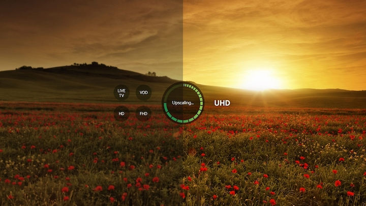 6-Series UHD TV UE60KU6000 UHD picture engine