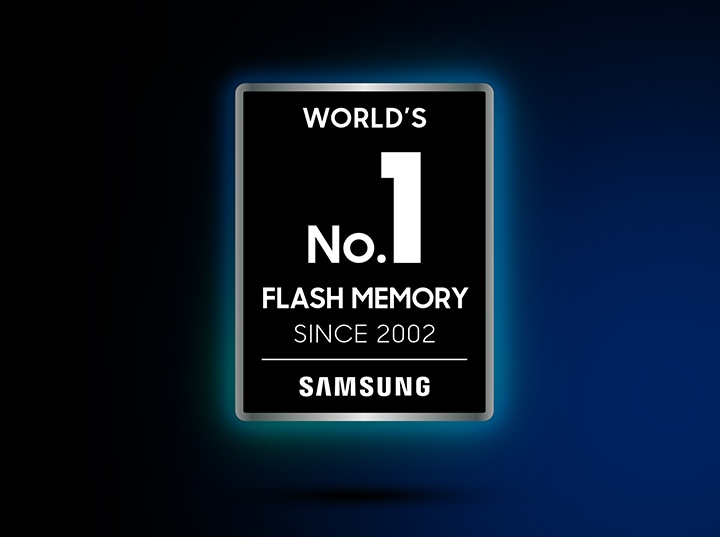 World†s No. 1 Flash Memory