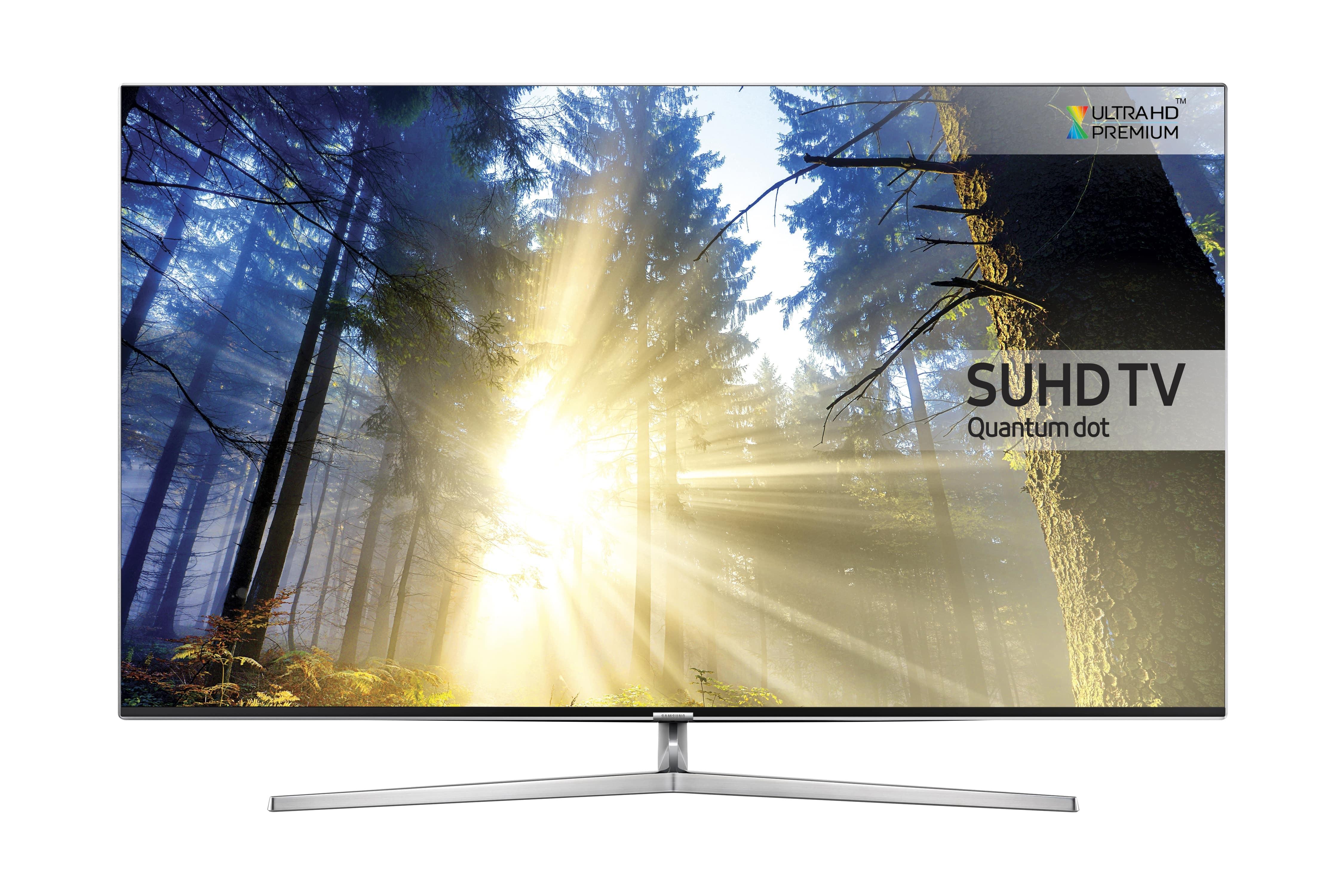8-Series Quantum Dot SUHD TV UE55KS8000