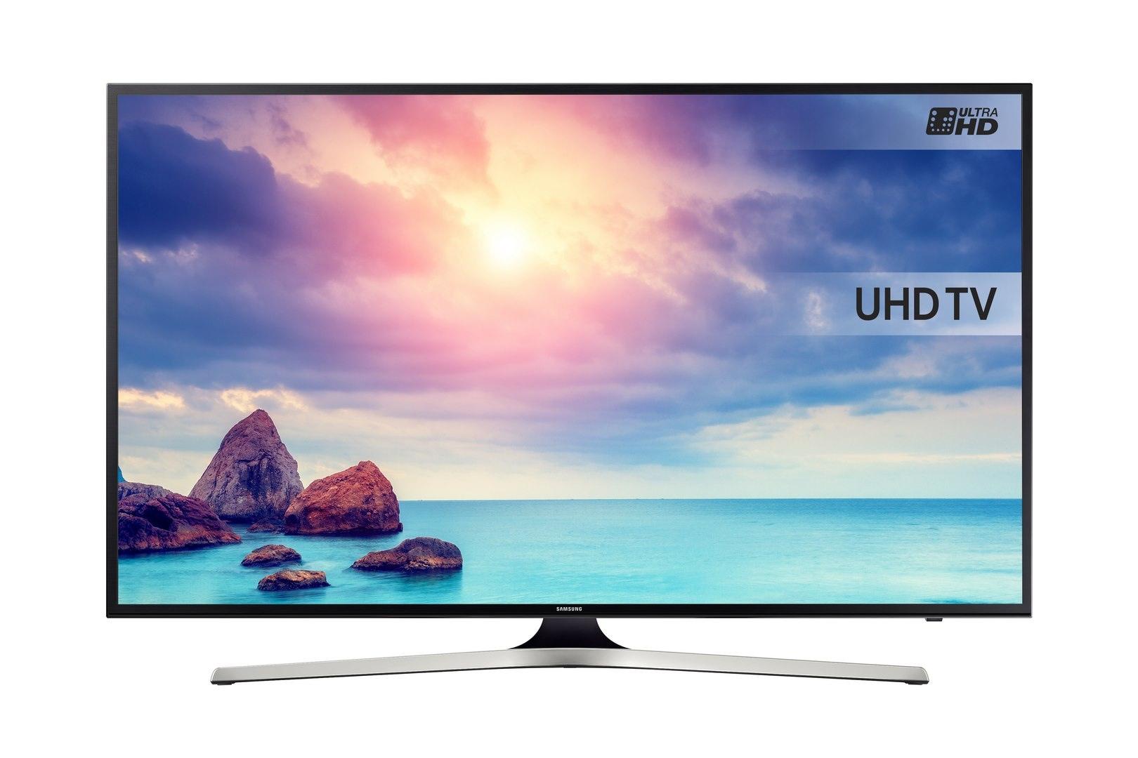 6-Series Crystal Color UHD TV UE65KU6020