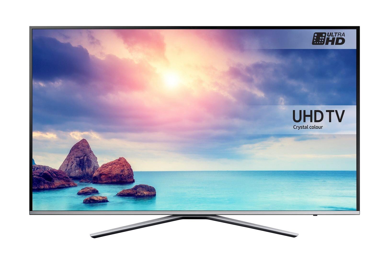 6-Series UHD TV UE55KU6400
