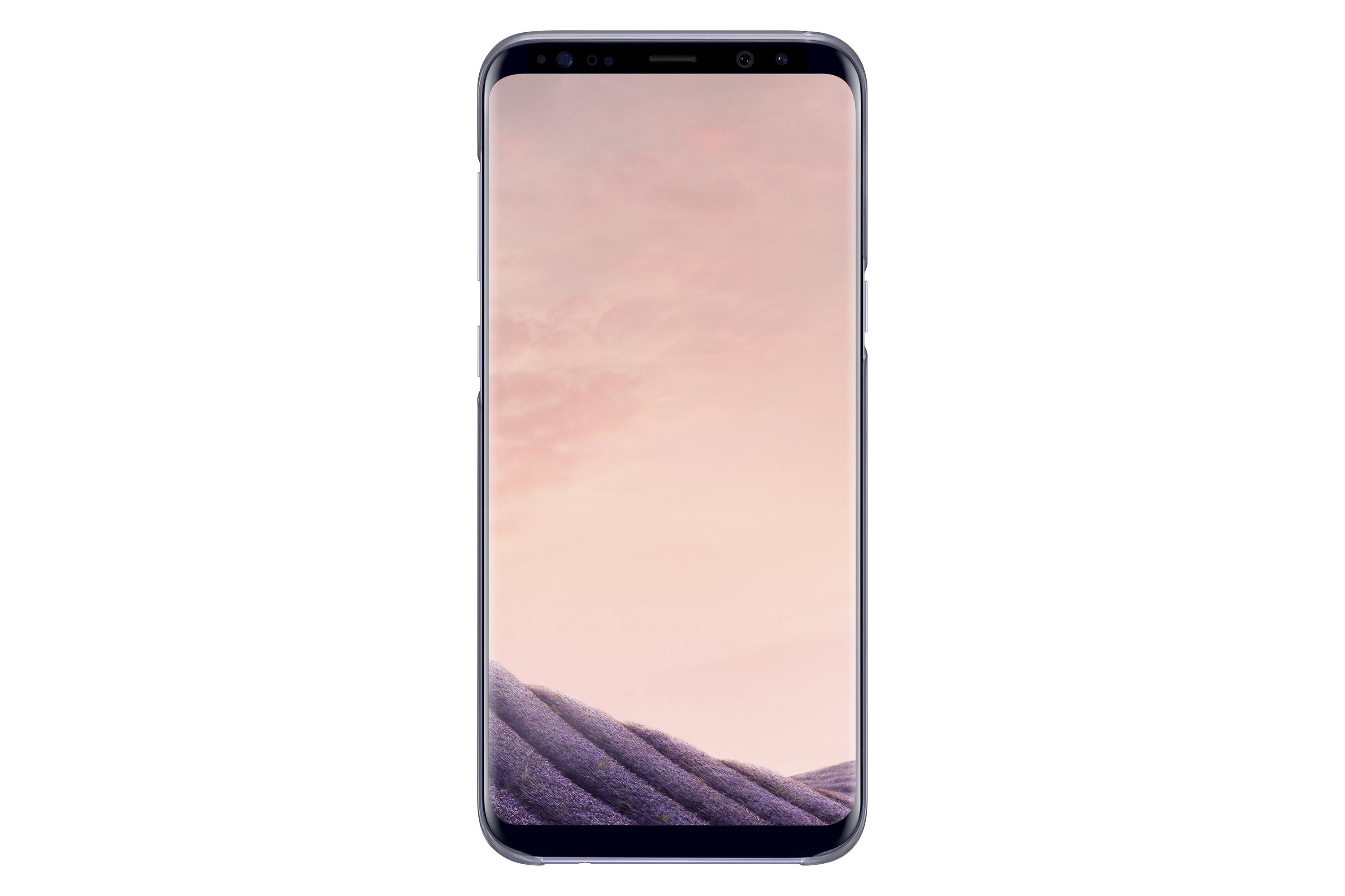 Galaxy S8+ Clear Cover
