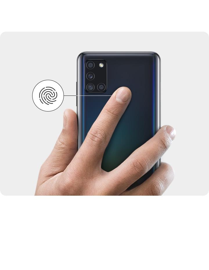 Сензор за пръстов отпечатък