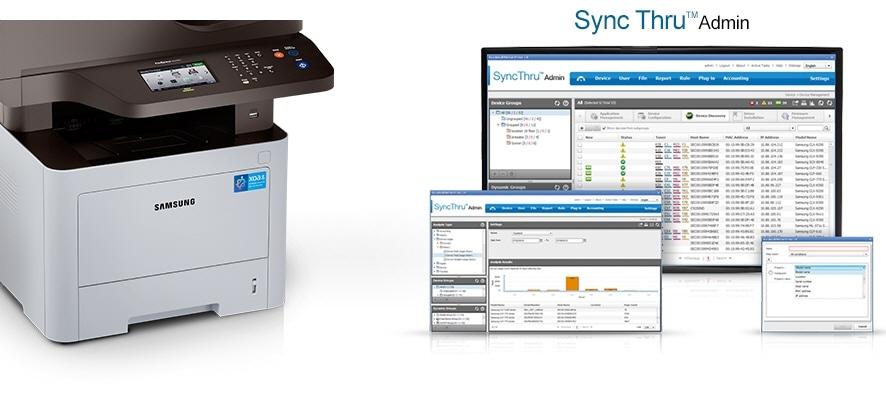Централно управление за употреба на принтера за спестяване на повече ресурси