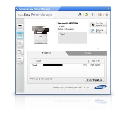 Easy Printer Manager