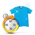Програма за бързо изпиране за 15 минути