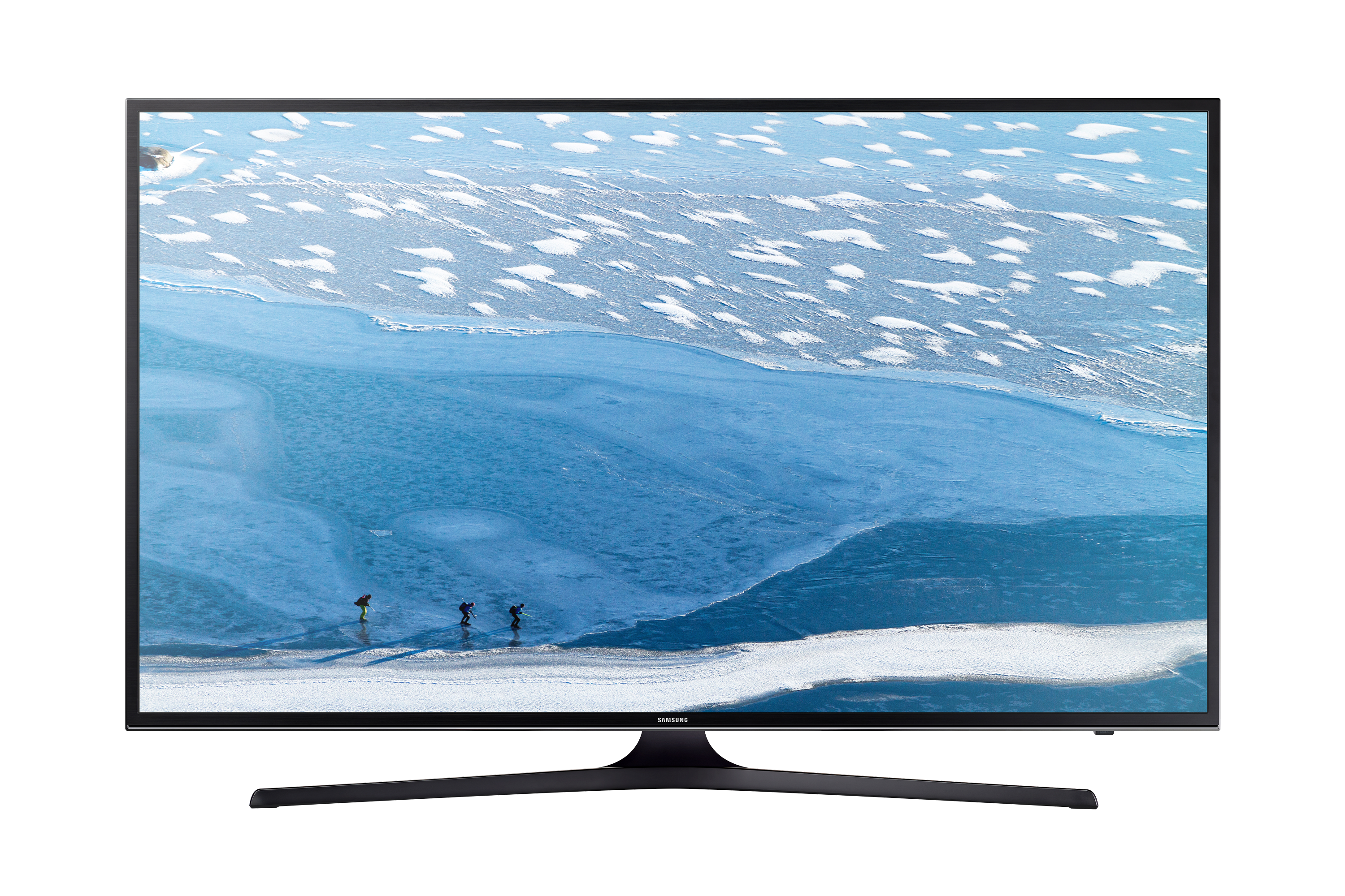"65"" 4K UHD flat Smart TV KU6072 Series 6"
