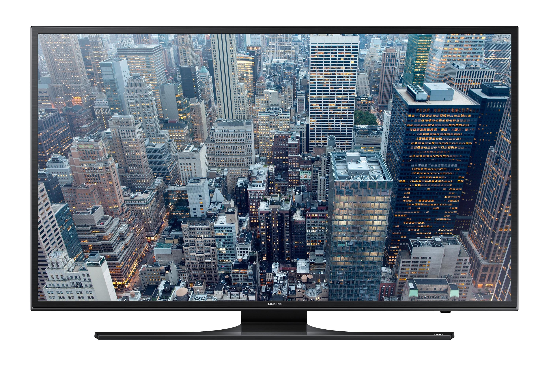 """40"""" UHD 4K Flat Smart TV JU6440 Series 6"""