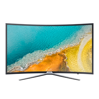 55 FHD Curved Smart TV K6300 Series 6