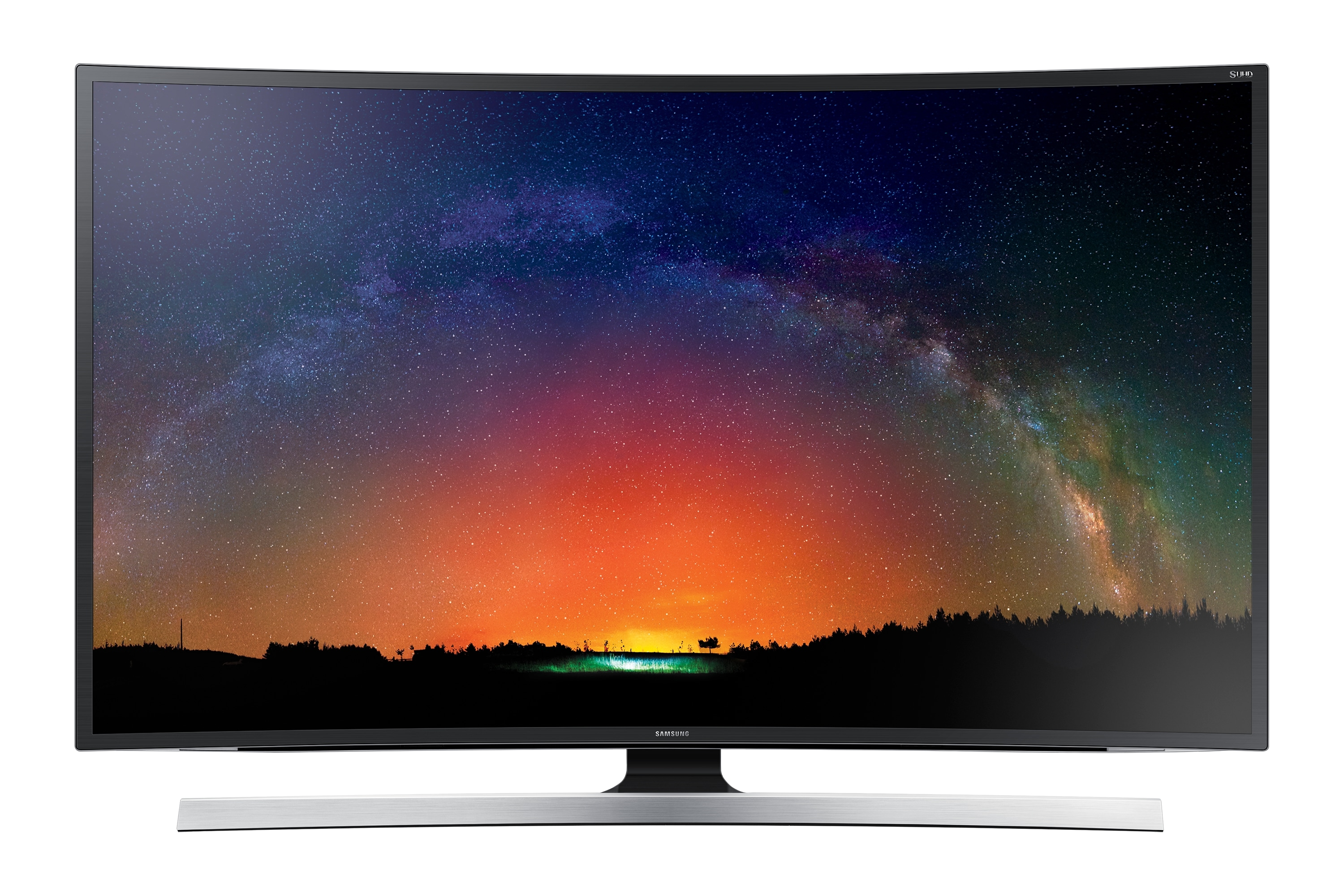 "65"" SUHD 4K Curved Smart TV JS8500 Series 8"