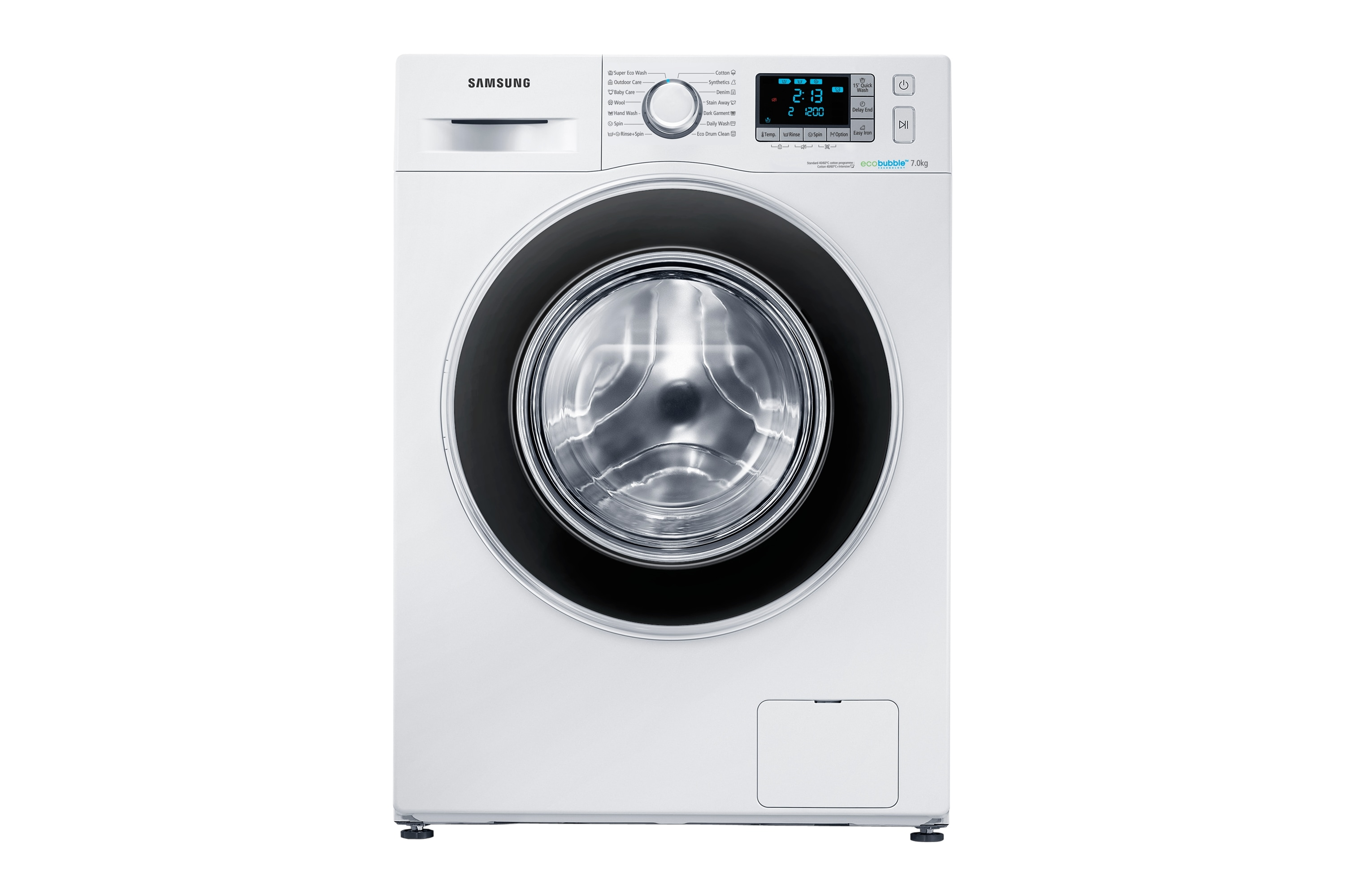 WFF500E Washer with EcoBubble™ Technology, 7 kg