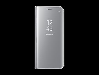 Capa Protetora Clear View Standing Galaxy S8