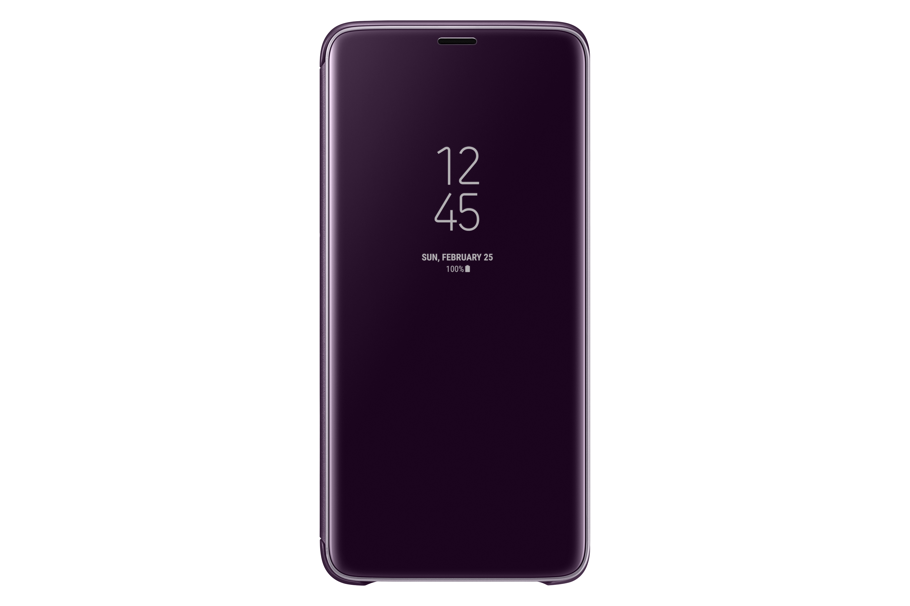 Capa Clear View Standing Galaxy S9+