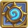 Ícon do jogo Hearthstone Heroes of Warcraft