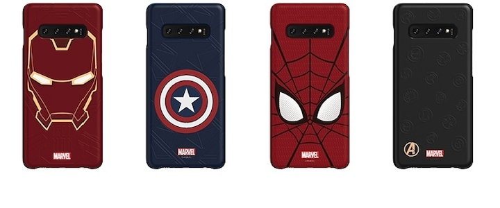 CAPA SMART COVER para GALAXY S10