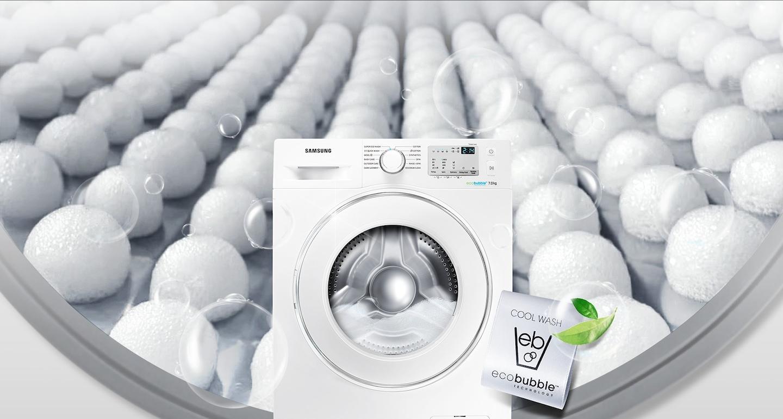 Lava melhor e economiza energia