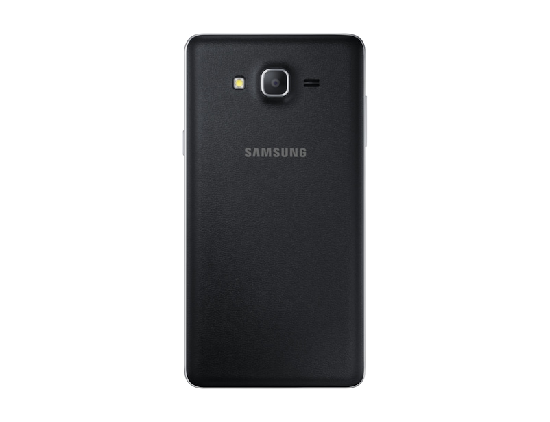 Smatphone Samsung Galaxy On 7 16GB Traseira Preta G600FZKQZTO