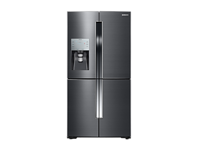 Refrigerador French Door Convert Black Inox 564L, com Triple Cooling Plus™