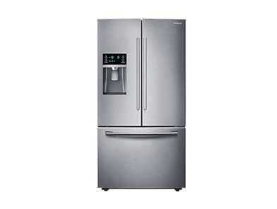Geladeira French Door Inox 536L com tecnologia Twin Cooling Plus™