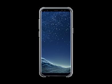 Capa Protetora Silicone Galaxy S8+