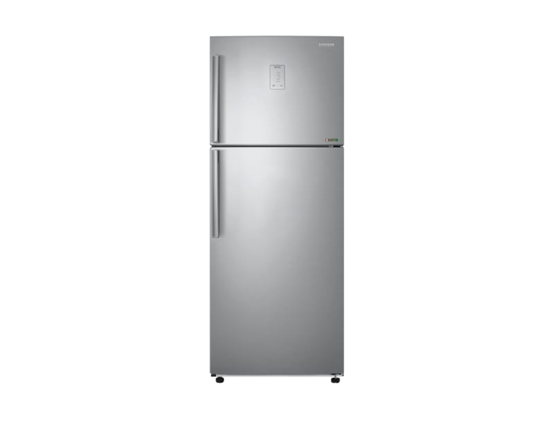 Refrigerador Samsung RT6000H Top Mount Freezer, 458 L (110 V) Frente Prata RT46H5351SL/AZ