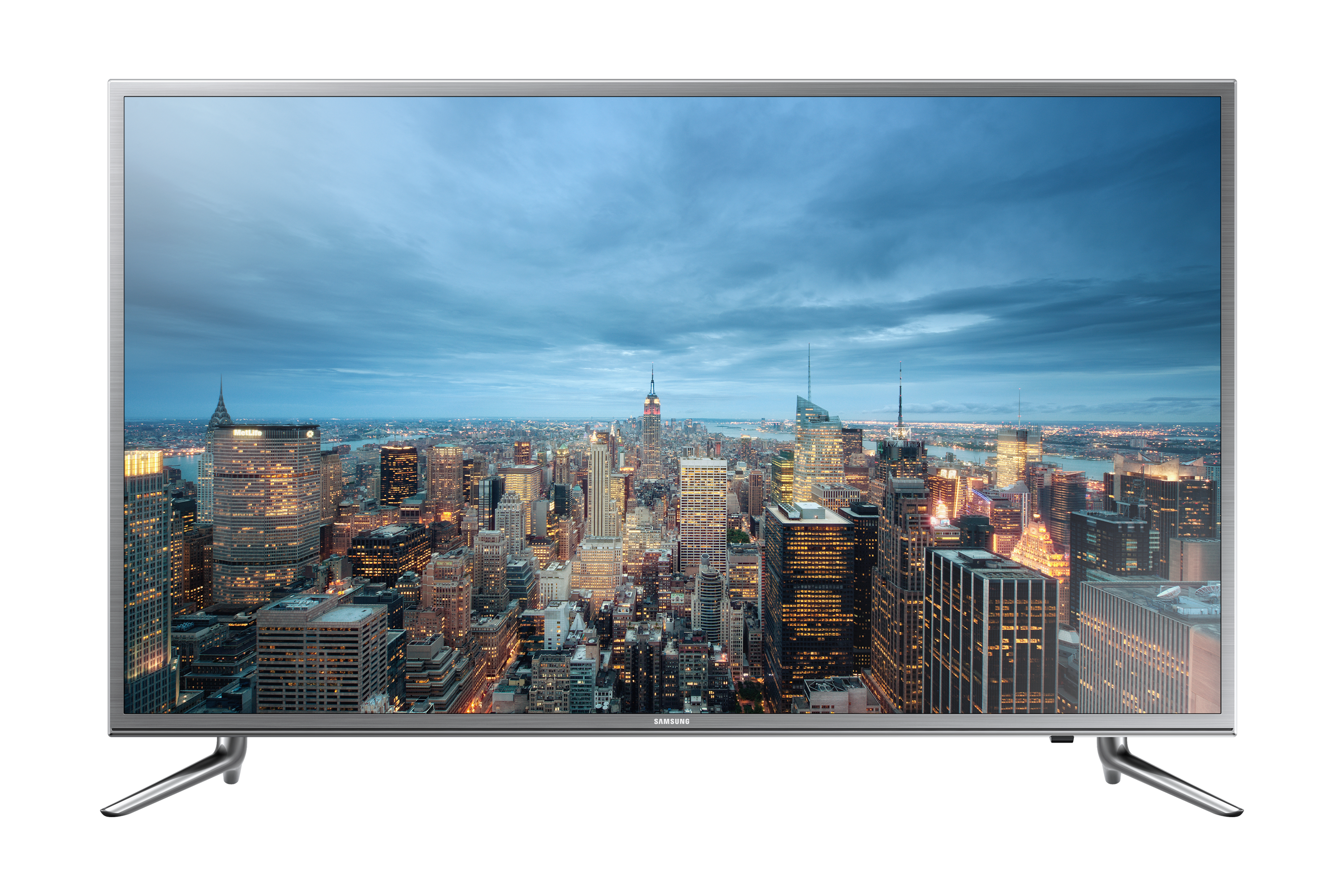 "40"" UHD 4K Flat Smart TV JU6020 Series 6"