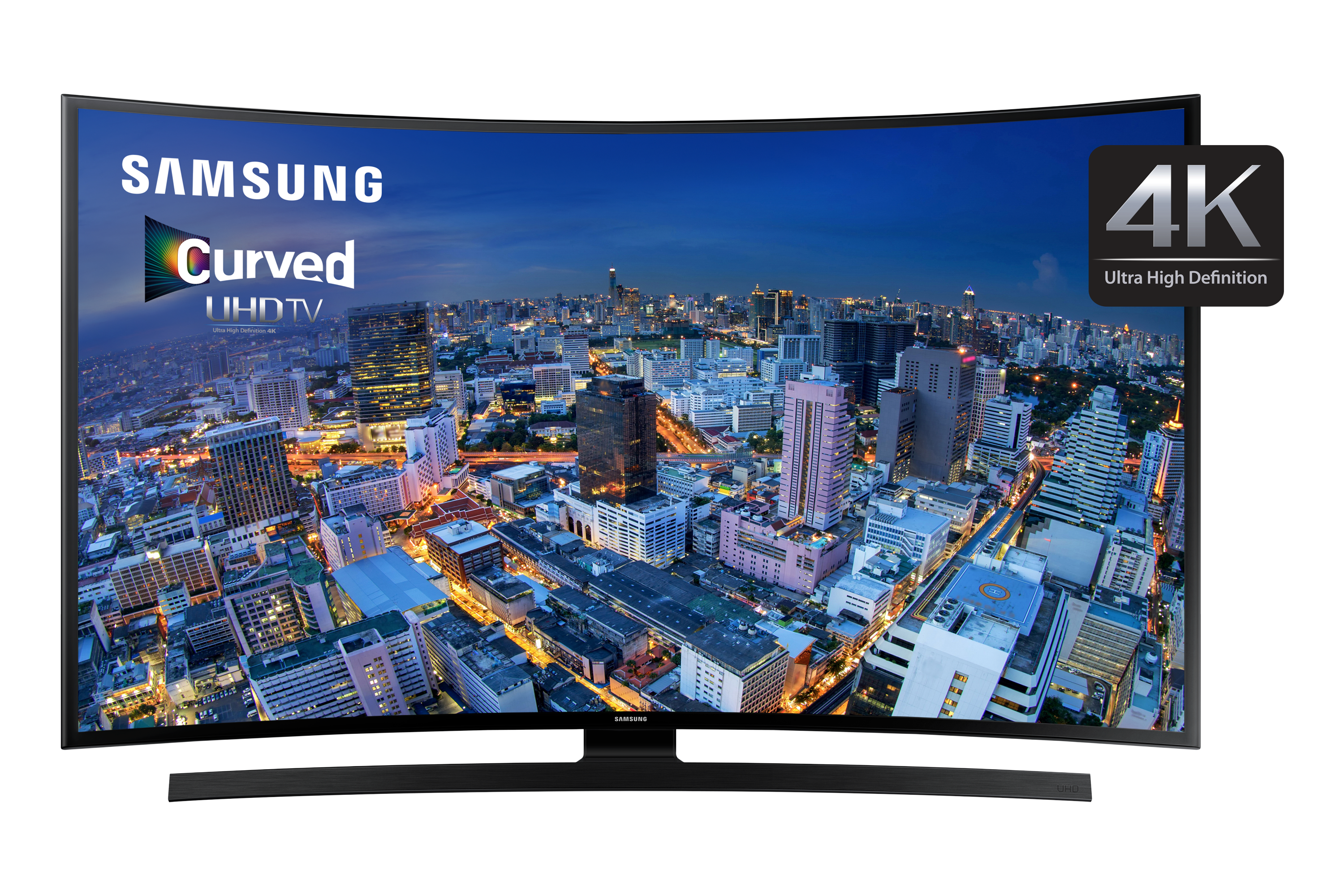 "65"" UHD 4K Curved Smart TV JU6700 Series 6"