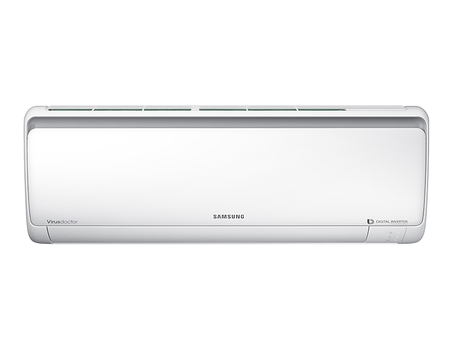 Ar-Condicionado  Samsung Split Digital Inverter Frio Frente Branco AR12HSSPASN/AZ
