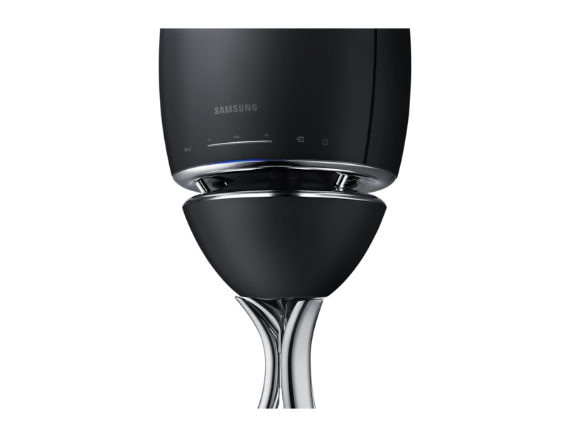 Wireless Audio Samsung Wireless Audio 360 Detalhe com tripé Preto WAM7500