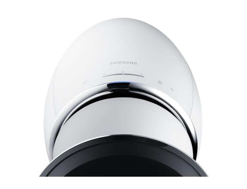 Wireless Audio Samsung Wireless Audio 360 Detalhe Branco WAM7501