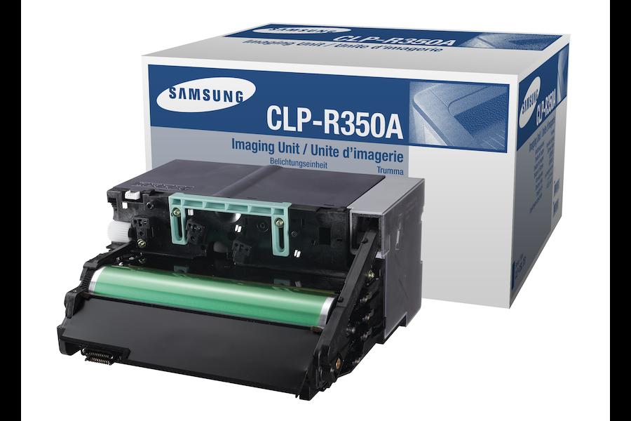 Suprimento para Geração de Imagens CLP-R350A (Preto, colorida:20,000 / Cores:11,500 páginas) R350A Frontal