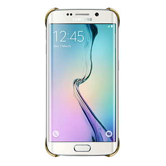 Capa Protetora Clear Galaxy S6 Edge