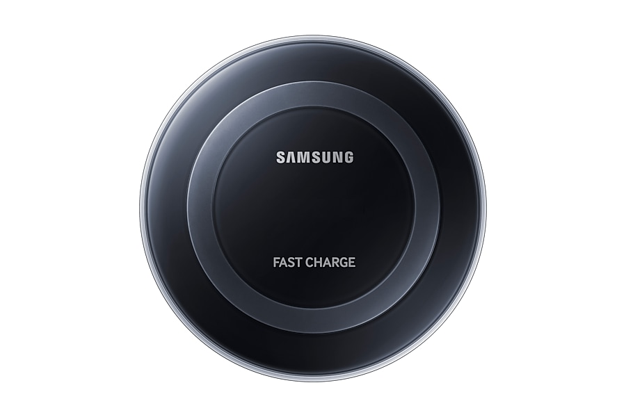 EP-PN920 Carregador Wireless Charger compatível com Galaxy S6 edge+, Galaxy Note5 na cor preto - Frontal Preto