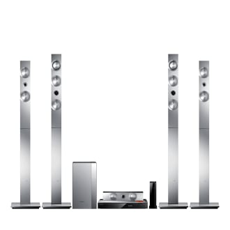 Home Theater Blu-ray 3D Valvulado 1330W HT-F9750W