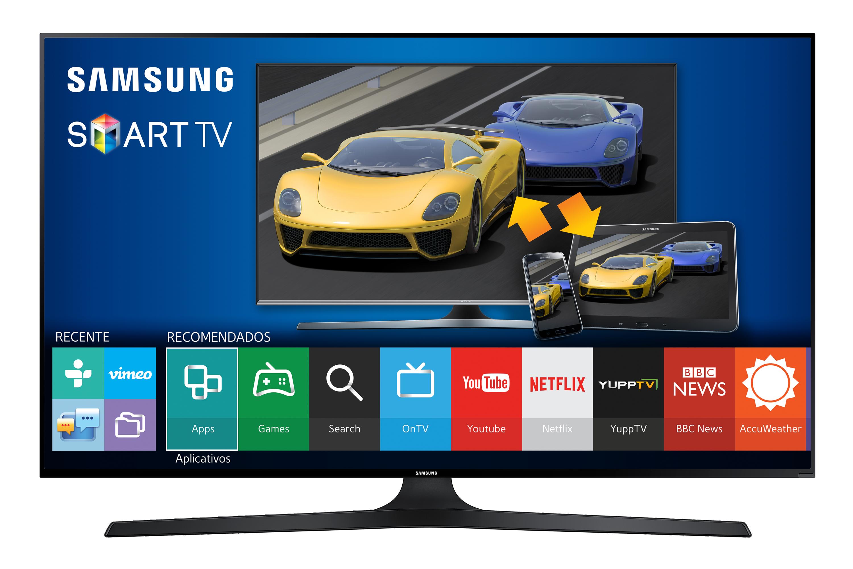 """48"""" Full HD Flat Smart TV J6300 Series 6"""